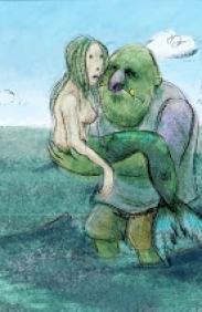 The Ogre and the Mermaid